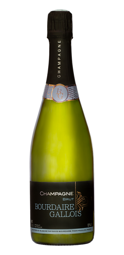 Champagne brut tradition - Bourdaire Gallois