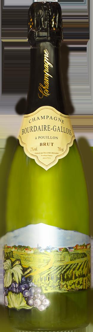 Champagne réserve - Champagne Bourdaire Gallois
